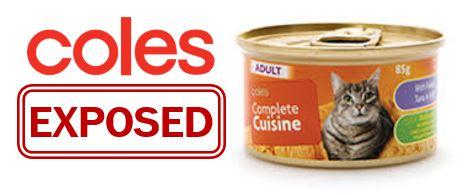 Coles. exposed!